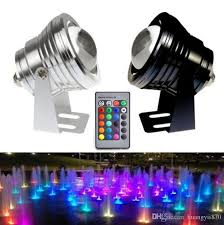 Rgb Landscape Lights Discount 10w Rgb Floodlight Light Underwater Led Flood Light