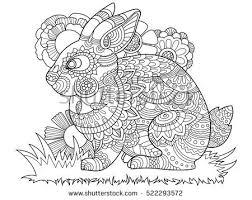 cobra snake coloring book adults vector stock vector 526269079
