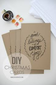 17 beautiful diy u0026 homemade christmas card ideas
