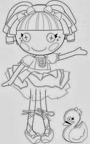 53 lalaloopsy images drawings crafts dolls