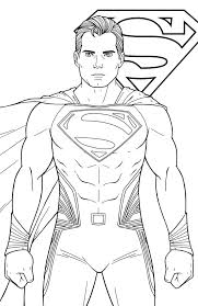 27 best coloriage superman supergirl images on pinterest