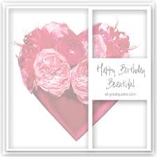 happy birthday beautiful free birthday cards for love facebook