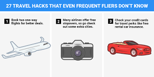 Travel hacks for frequent fliers business insider