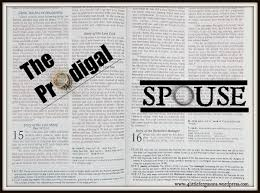 the prodigal spouse because god is bigger than your divorce