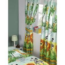 rideau chambre bébé jungle le rideau jungle pour la chambre de bébé le des rideaux