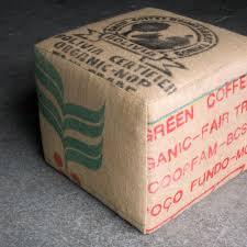 Upcycle Ottoman Gus Modern Upcycle Ottoman Allmodern Coffee Bean Bag