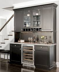 built in wine bar cabinets 60 amazing kitchen bars design ideas bar basements and kitchens