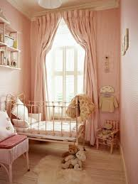 Gingham Nursery Curtains Gingham In A Girls Room Bedrooms Pink Gingham And Attic