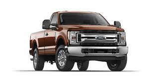what are the colors offered on the 2017 ford super duty