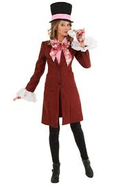 alice in wonderland white witch halloween costume deluxe women u0027s mad hatter costume