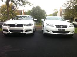 bmw beamer 2008 bmw 328xi msport vs lexus is250