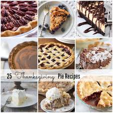 pie recipes for thanksgiving with pictures themontecristos