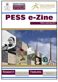 physical education and sport sciences e zine september 2015 by