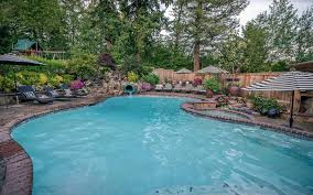 pool party 2015 paradise restored landscaping