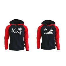 king and hoodies ebay
