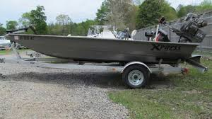 used 2015 xpress boats hd drop deck jon boat series dv17ddp for