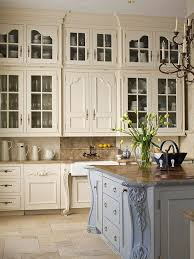 blue kitchen cabinets brown granite from my front porch to yours kitchen dreaming like a mouse
