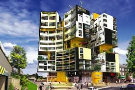 Apartment Complex Design Ideas For Goodly Small Apartment Building - Apartment complex designs