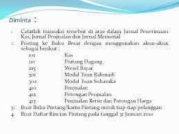 format buku jurnal penerimaan kas jurnal penjualan jurnal penerimaan kas dan buku piutang ppt download
