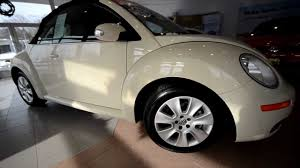 convertible volkswagen beetle used 2010 volkswagen new beetle convertible stk p2632 for sale at