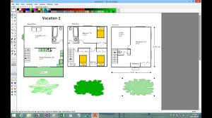 easy floor plans ez architect easy to use draw software for floor plans and