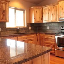 knotty hickory cabinets kitchen knotty hickory kitchen cabinets 4 844 knotty hickory cabinets home