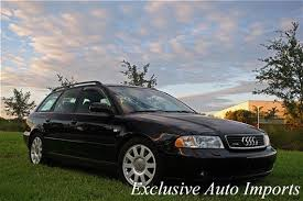 2000 audi a4 1 8 t review tale of two audis 2000 a4 1 8t quattro avant and and 2000 a6 2 7t