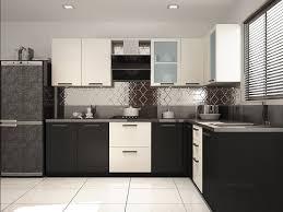 Modular Kitchen Designer Rivoli L Shaped Modular Kitchen Designs India Homelane