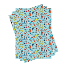 dr who wrapping paper 3 sheets dr seuss characters gift wrap wrapping paper cat in the