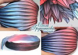 shibori ribbon shibori ribbon 58 shop online on livemaster with shipping