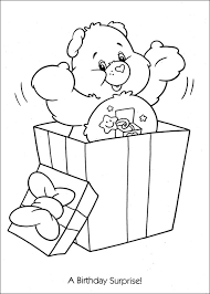 care bears coloring pages 5 coloring kids