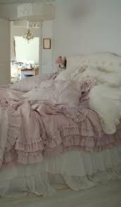 bedding set white lace bedding wonderful pink shabby chic