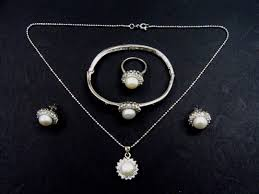 jewelry set pearl jewelry set buy pearl jewelry set product on alibaba