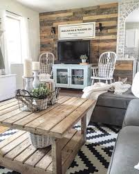 rustic home decorating ideas living room 35 best farmhouse living room decor ideas and designs for 2018