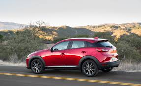 mazda small cars 2016 2016 mazda cx 3 small city crossover new on wheels groovecar