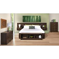 bedroom nightstands perfect bedroom modern brown bed
