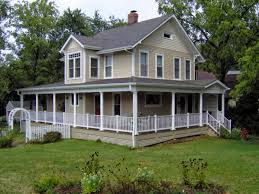 country style home plans with wrap around porches round designs
