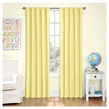eclipse kids microfiber blackout curtain panel target