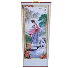 bambou feng shui achetez en gros wall scroll bambou en ligne à des grossistes wall
