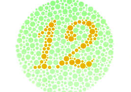 Tests For Color Blindness Bmj Careers Practising Medicine When You Have Colour Blindness
