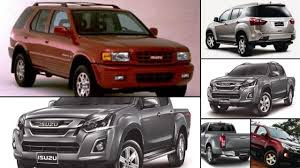 isuzu rodeo all years and modifications with reviews msrp