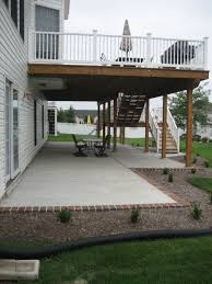 Building Patios by Concrete Patio Gallery Midwest Concrete U0026 Construction