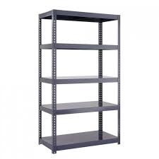 Free Standing Shelf Design by Furniture Metal Shelving Units For Your Home Organizer Idea