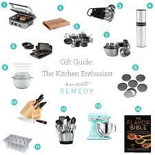 Gift Ideas Kitchen Gift Ideas For The Kitchen Enthusiast