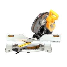Skil Flooring Saw Home Depot by Dewalt 15 Amp 12 In Double Bevel Compound Miter Saw Dw716 The
