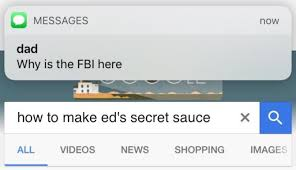 How To Make Meme Videos - ed s sauce why is the fbi here know your meme