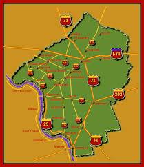 Frankenmuth Michigan Map by Hunterdon County Map Hunterdon County Nj Pinterest Garden