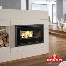 wood burning fireplace insert 2 sided panama d bronpi