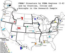fema region map nobody left disaster preparedness for persons with