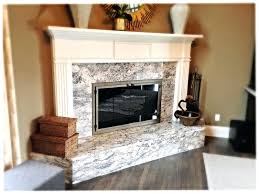 articles with fireplace surround kits lowes tag endearing